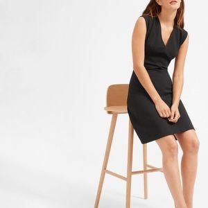 NWT Everlane Sleeveless V-Neck Dress